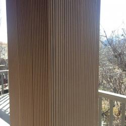 پوشش کامل ستون ها